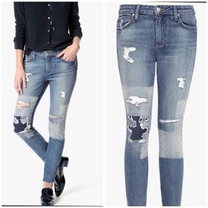 New Joe's Jeans The Icon Mid Rise Skinny Ankle 31